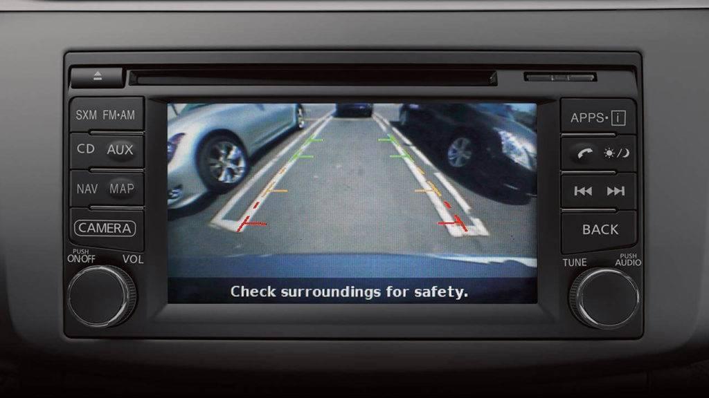 2017 Nissan Juke safety