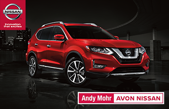 2017 Avon Nissan Rogue Lease Offer