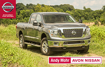 2017 Avon Nissan Titan Lease Offer