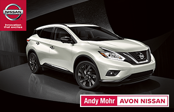 2017 Avon Nissan Murano Lease Offer