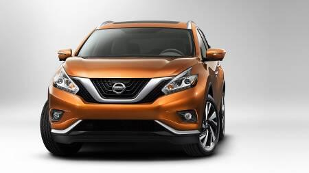 2017 Nissan Murano Platinum in Pacific Sunset