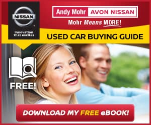 Used Car Dealer Fayette IN | Andy Mohr Avon Nissan