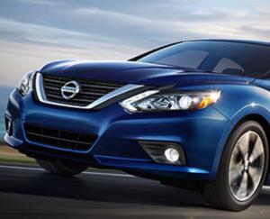 Compare Nissan Altima