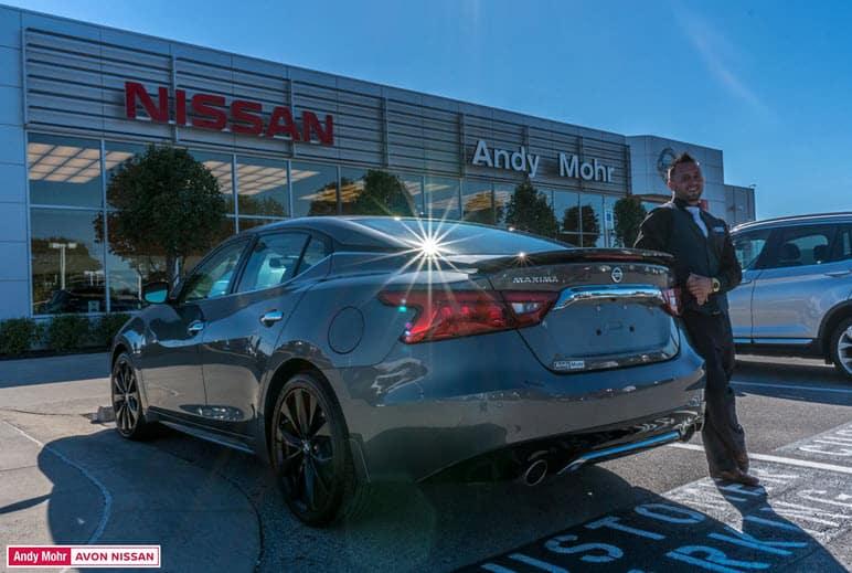 Andy Mohr Avon Nissan Finance Team