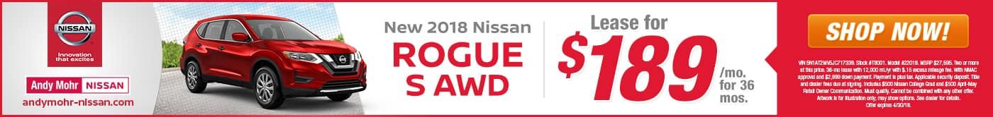 Nissan Rogue S