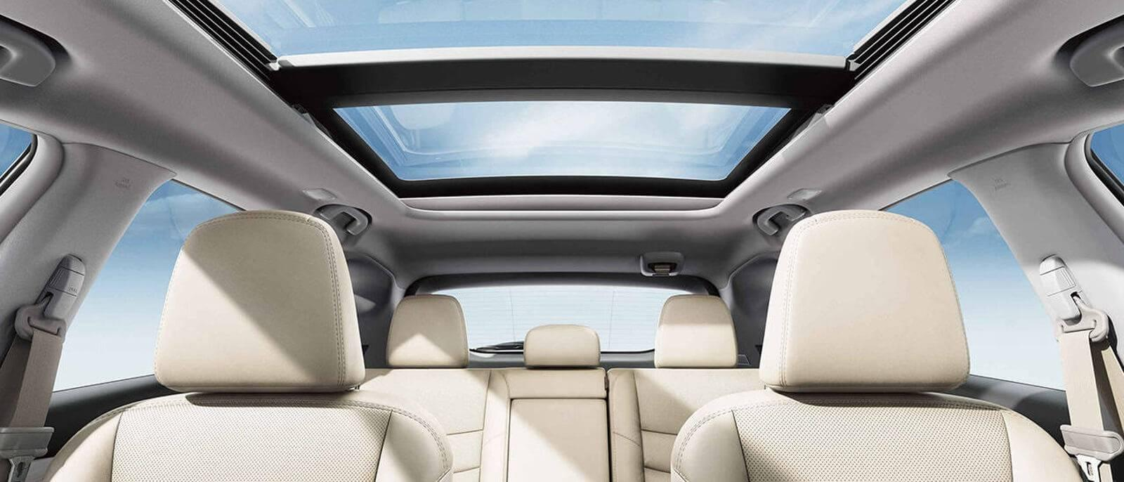 The 2017 nissan murano in zionsville indianapolis 2017 nissan murano interior view of the sunroof vanachro Images