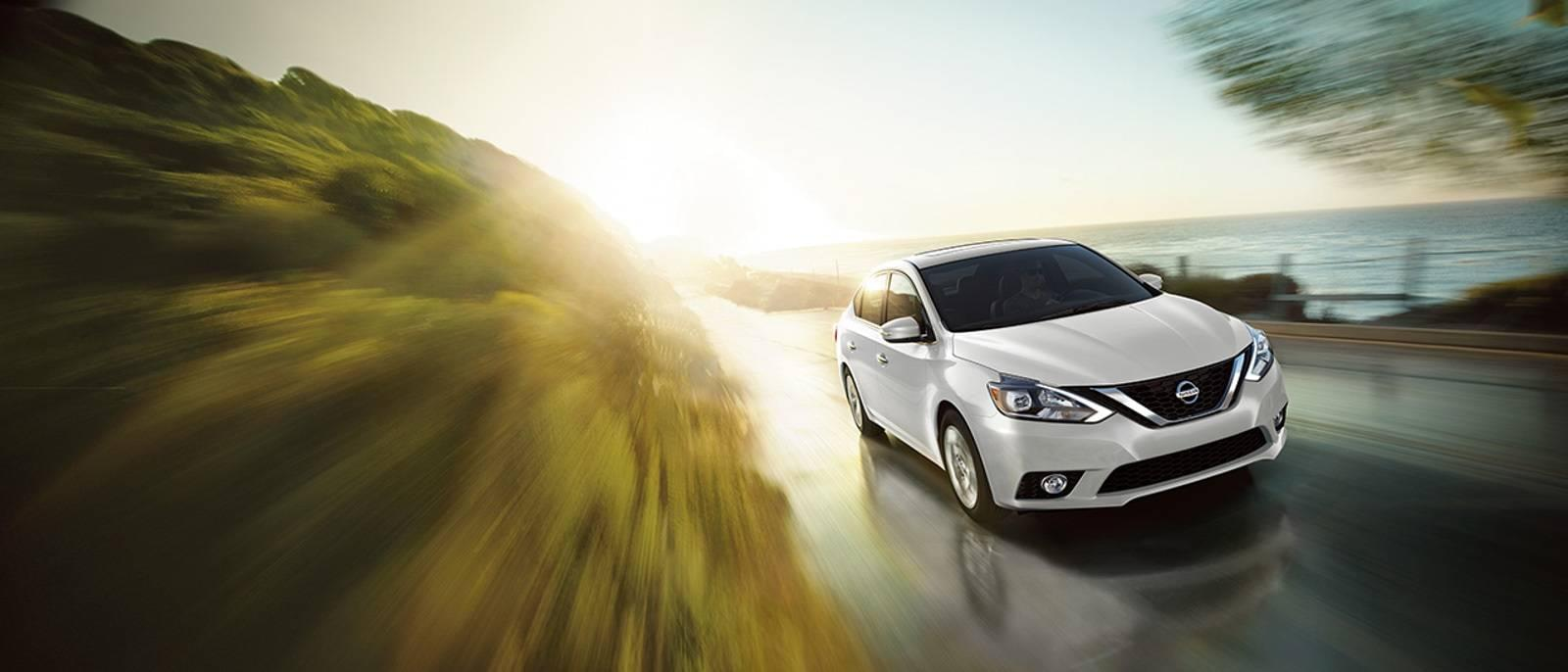 The 2017 Nissan Sentra in Indianapolis and Zionsville