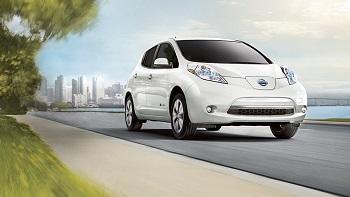 2016 Nissan Leaf Performance