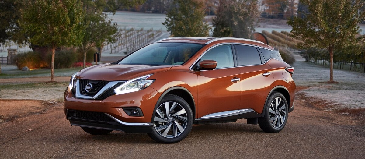 2017 Nissan Murano Exterior Indianapolis Andy Mohr Nissan