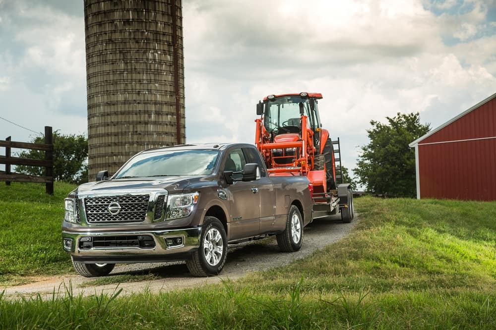 2018 Nissan Titan Review Indianapolis In Andy Mohr Nissan