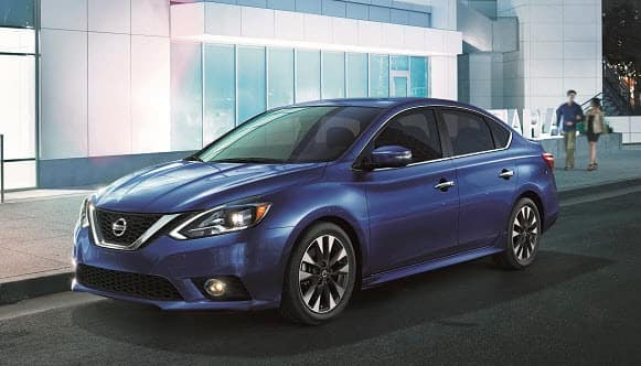 Nissan Sentra vs Ford Focus Indianapolis   Andy Mohr Nissan