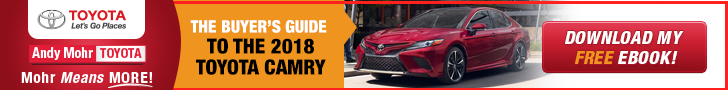2018 toyota camry buyers guide