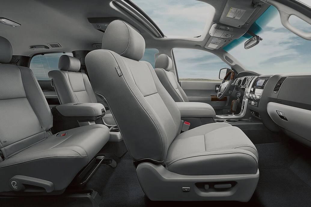 2017 Toyota Sequoia Interior Cabin