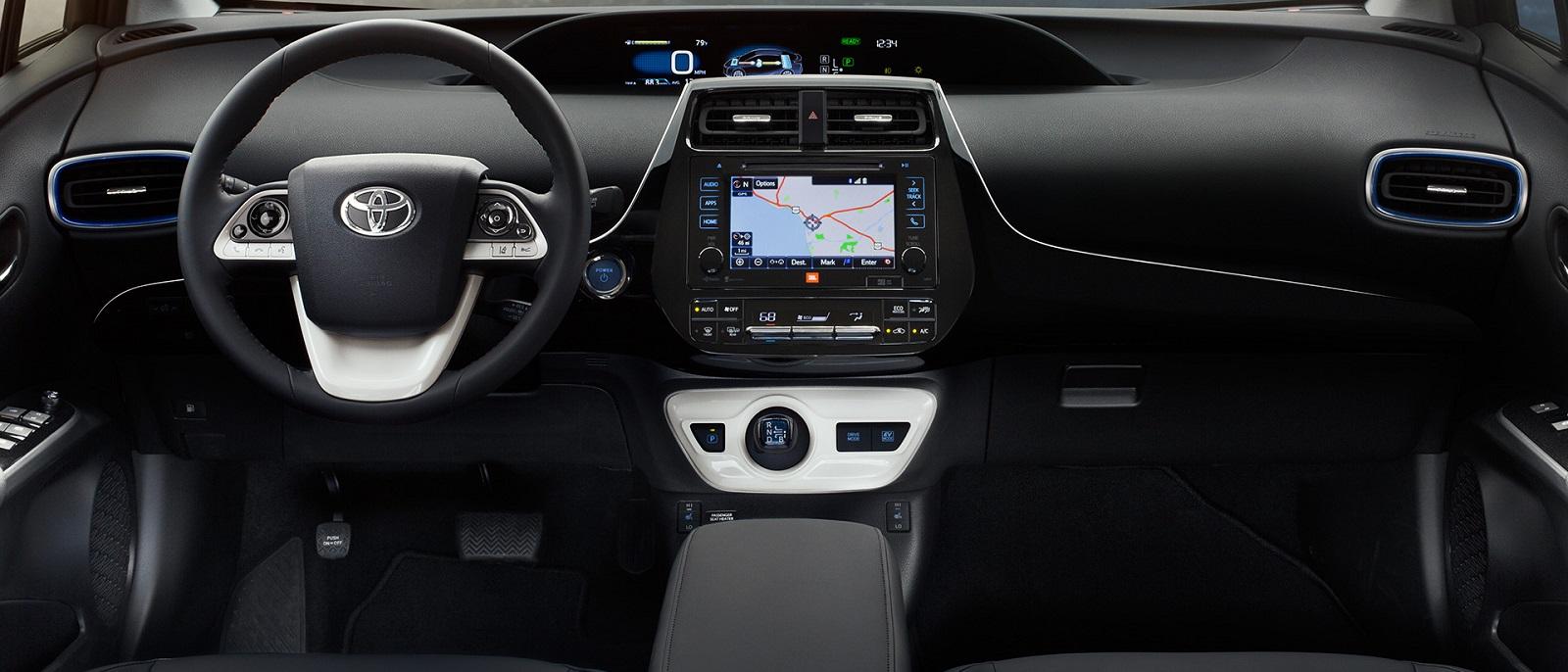 2016 Toyota Prius Interior ...