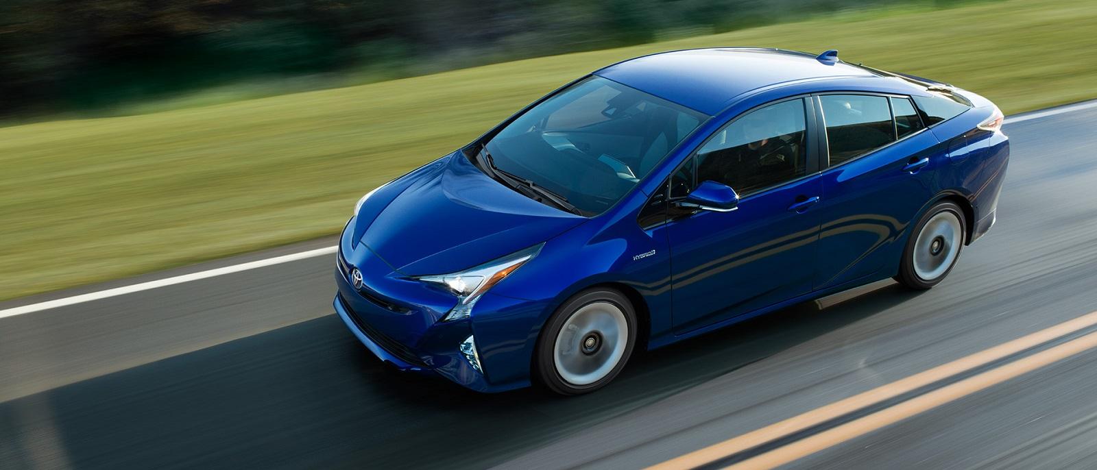 2016 Toyota Prius Power