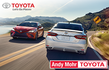 2018 Toyota Camry LE Lease Offer