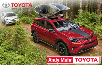 2018 Toyota RAV4 XLE FWD Lease Offer