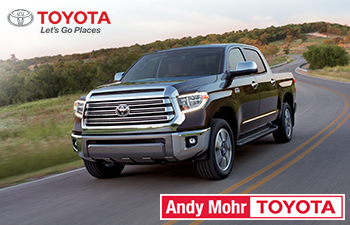 2018 Toyota Tundra SR5 Double Cab 4WD Lease Offer