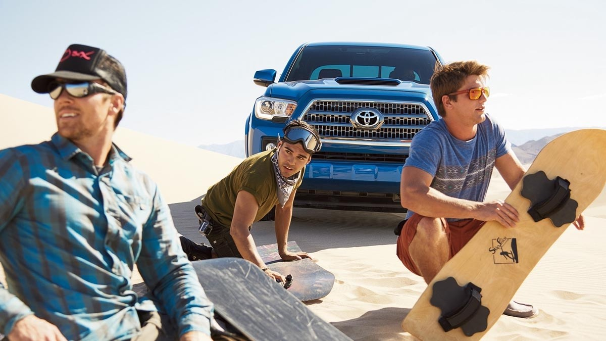 2017 Toyota Tacoma TRD Sport Double Cab with Friends