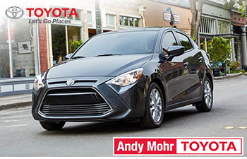 2019 Toyota Yaris LE Lease Offer