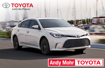 2018 Toyota Avalon Touring FWD Lease Offer