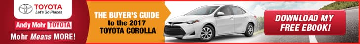 buyer's guide to the 2017 toyota corolla