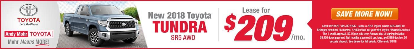 Toyota Tundra Indianapolis