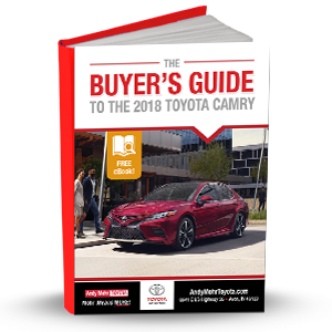 2018 Toyota Camry buying guide