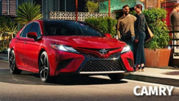 Compare Toyota Camry