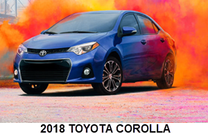2018 Toyota Corolla Review