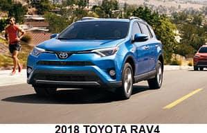 2018 Toyota Rav4 Review