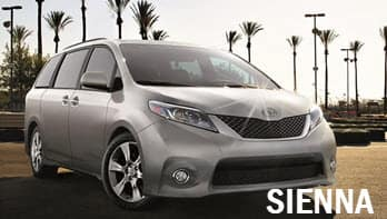 Compare Toyota Sienna