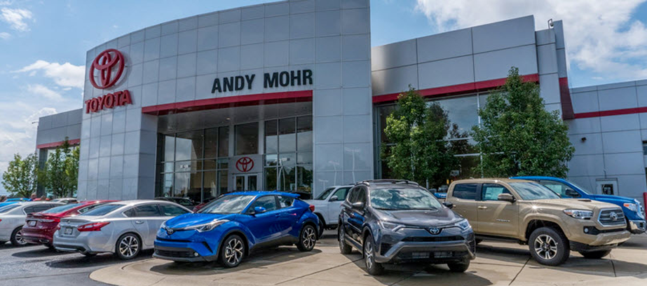 Bad Credit Car Loan Avon In Andy Mohr Toyota