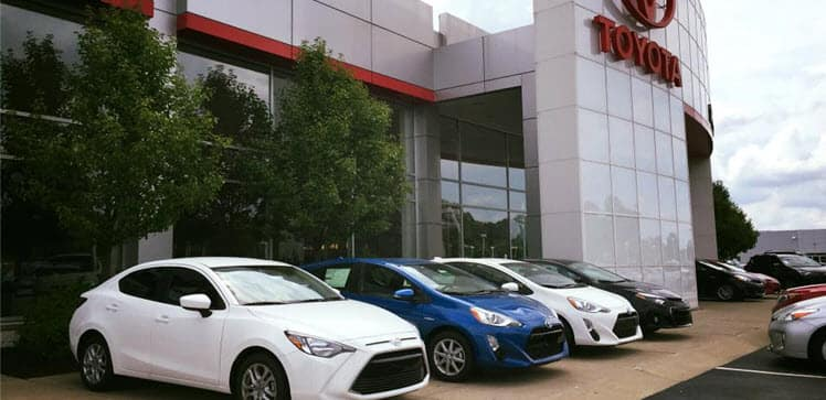 new cars for sale at Andy Mohr Toyota