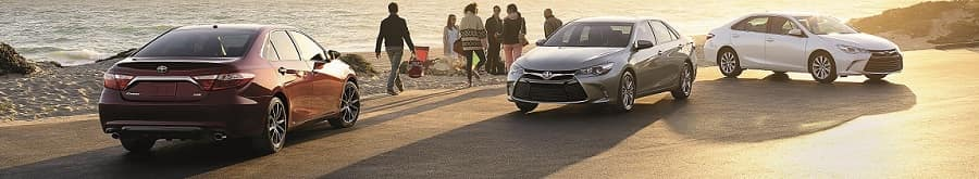 Toyota Camry vehicles