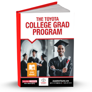 Toyota College Grad eBook