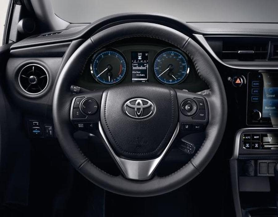 2018 Toyota Corolla Interior Avon In Andy Mohr Toyota