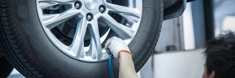 Filling Tire