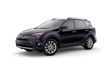 2019  Toyota Rav4 Limited Purple