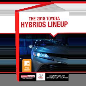 2018 Toyota Hybrids eBook