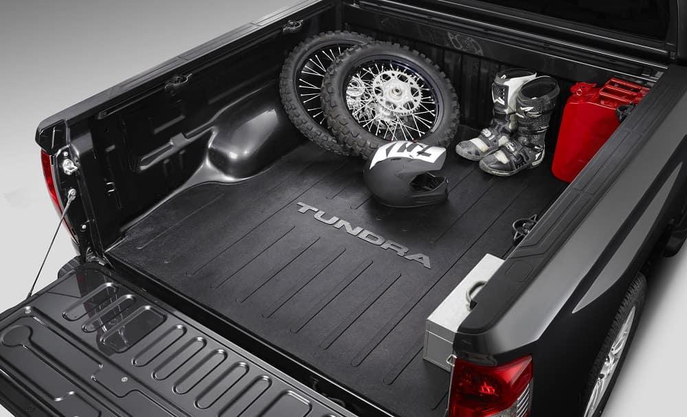 Toyota Tundra Bed Mat Accessory