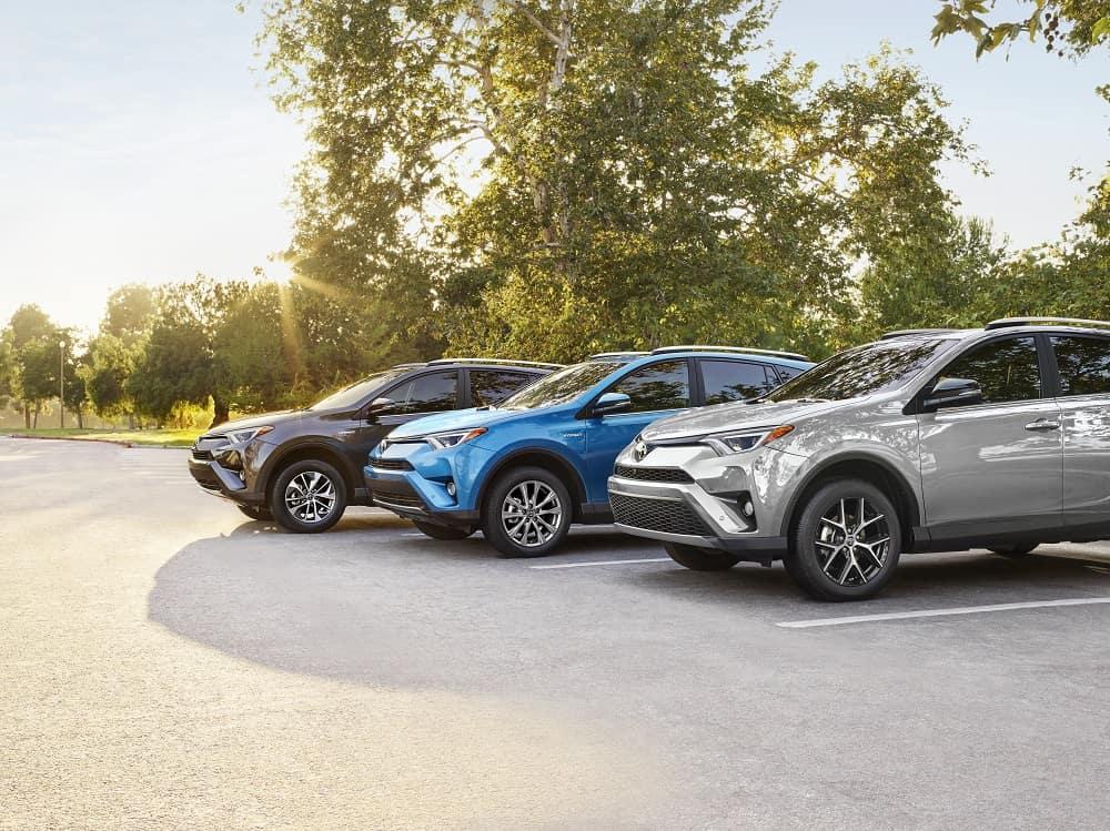 Toyota RAV4 Inventory for Sale Carmel, IN