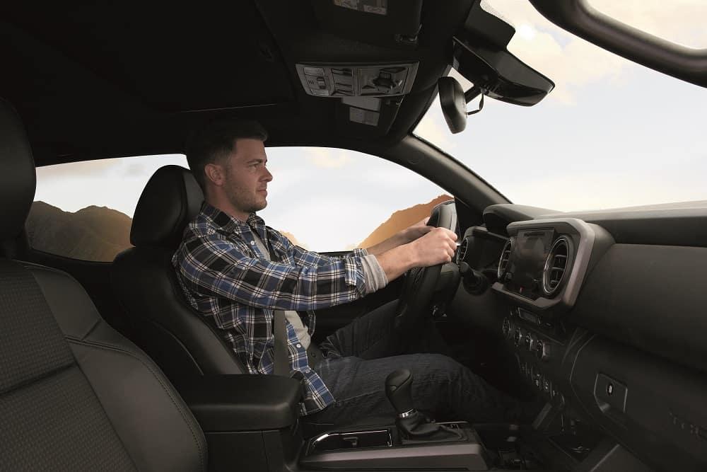 2019 Toyota Tacoma Cruise Control Technology