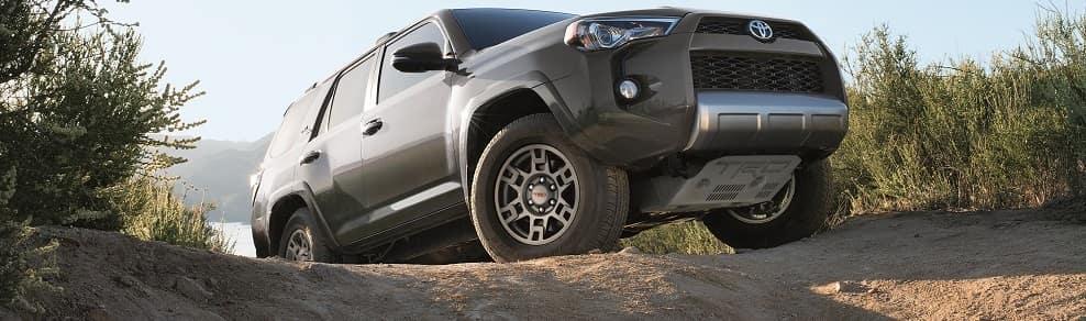 2019 Toyota 4Runner Silver
