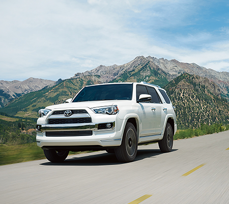 Toyota 4Runner Comparisons