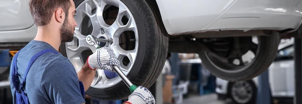 Tire Rotation near Avon, IN