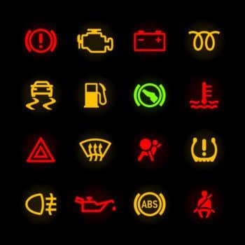 Toyota Corolla dashboard warning lights
