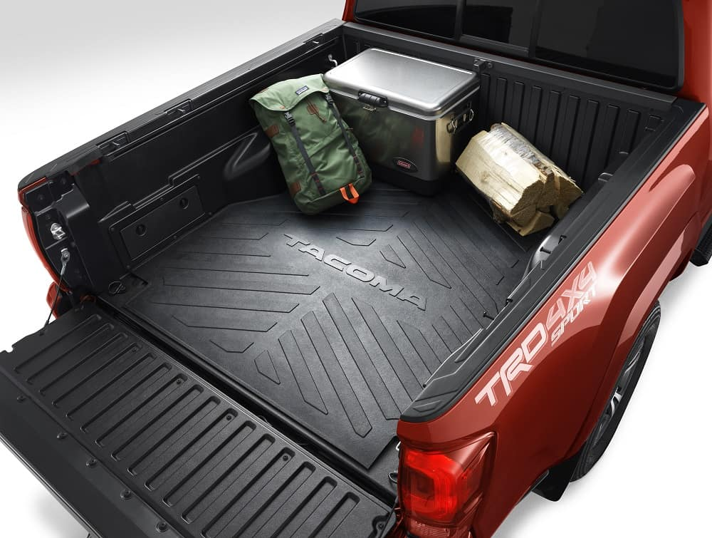 Toyota Tacoma Truck Bed Dimensions