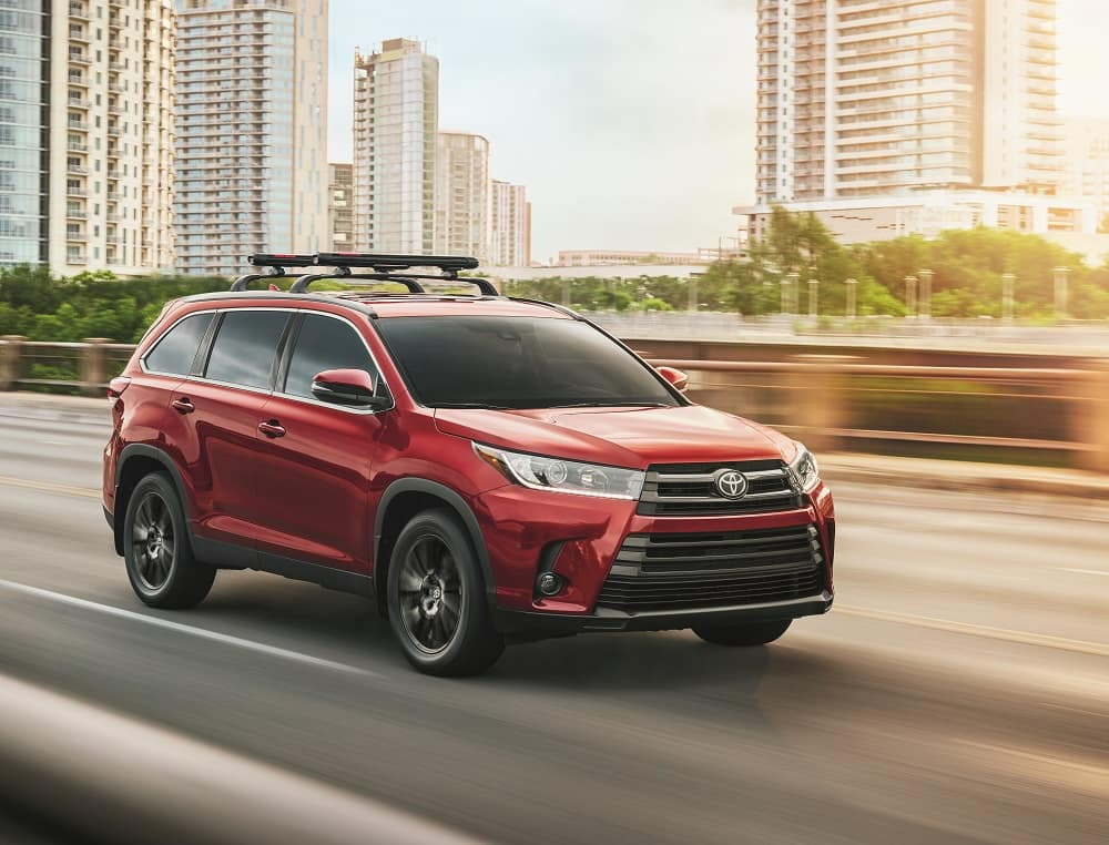 Toyota Highlander Performance