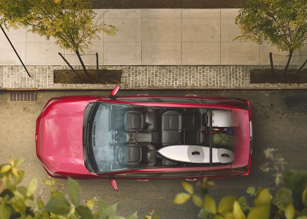 2019 Toyota RAV4 Dimensions